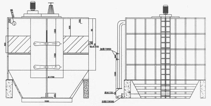 WYX/B型化学除油器